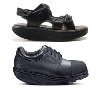 bra skor för knäna